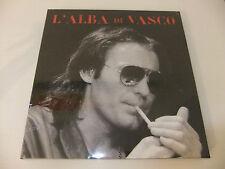 VASCO ROSSI L'ALBA DI VASCO 4 LP BOX COFANETTO NUOVO SIGILLATO!