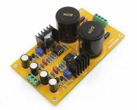 Dual voltage Adjustable Regulator PSU / linear Power supply board for preamp