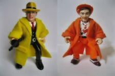 Custom Playmates Dick Tracy Sam Catchem Jacket Lot Trench Coat Only no figure
