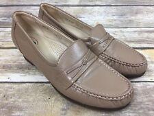 SAS Tripad Easier Mocha 9.5 M Beige Tan Mocassin Loafers Comfort Shoes $134
