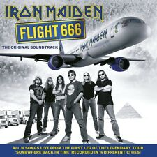 Iron Maiden - Flight 666 [Original Soundtrack]
