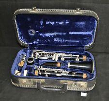 ThriftCHI ~ Vintage Evette Clarinet w Case
