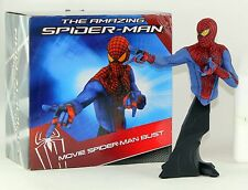 AMAZING SPIDER MAN movie BUST DIAMOND SELECT LIMITED edition marvel