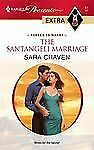The Santangeli Marriage By Sara Craven~Paperback, 2009, LIKE NEW Condition