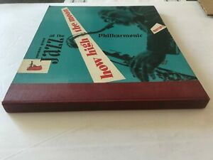 "How High the Moon Norman Granz 10"" Record Decca 78rpm Original 2 Jazz Mercury"