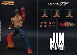 Storm Collectibles Tekken Jin Kazama Action Figure (NEW & Sealed)