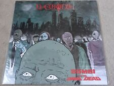 DAEMONIA - ZOMBI / DAWN OF THE DEAD GREEN COLOURED LP VINYL RECORD SEALED