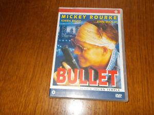 DVD BULLET - MICKEY ROURKE