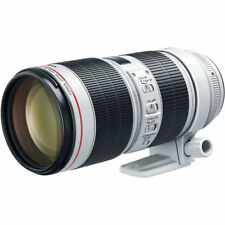 Canon EF 70-200mm f/2.8L IS III USM Lens 3044C002