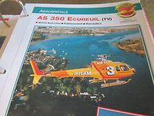 Faszination 8 4 Aérospatiale AS 350 Ecureuil TV Sckycam