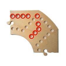 Brändi Dog - Ersatzsegment - Spielbrett - rot