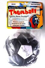 """EMOTION MANIA THUMBALL 1005-CE Social/School/Therapy Game 4"""" Ball >NEW<"""