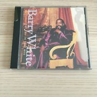 Barry White _ Put Me In Your Mix _ CD Album _ 1991 A&M USA