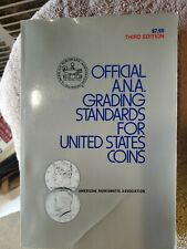 The Official ANA Grading Standards for United States Coins 3rd Edition     #3200