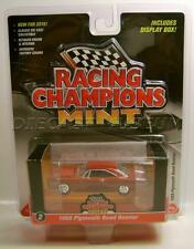 1968 '68 PLYMOUTH ROAD RUNNER MAROON RACING CHAMPIONS MINT RC DIECAST 2016