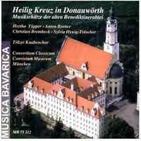 Heilig Kreuz in Donauwörth - Schätze der Benediktinerabtei / Tölzer Knabenchor