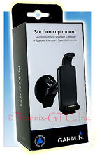NEW GARMIN POWERED SUCTION CUP CRADLE MOUNT with SPEAKER for NUVI 3550LM 3590LMT