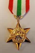 Miniature Medal - Italy Star (2nd World War)