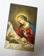 Vintage STENGEL Postcard - Madonna & Jesus