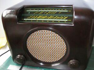 BUSH DAC 90 BAKELITE RADIO VINTAGE VERY GOOD CLEAN WORKING CONDITION MAINS 230v