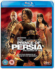 PRINCE OF PERSIA - SANDS OF TIME - BLU RAY  NEW / SEALED