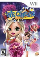 We Cheer - Nintendo  Wii Game