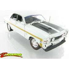 OZ Legends 1/24 Ford Falcon XW GTHO Diamond White Diecast Model