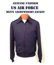 US AIR FORCE MEN'S 36S USAF JACKET w/ LINER LIGHTWEIGHT SERVICE DRESS BLUE NOS