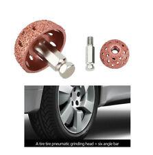 Car Buffing Wheel Tungsten Carbide Rasp Wheel Grind Ball Rasp Tire Repair Tool