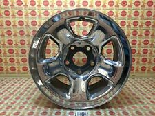 "02-12 2002-2012 DODGE RAM 1500 STEEL CHROME CLAD WHEEL RIM 17"" 17X8 52113265AC"