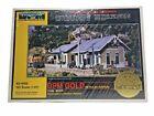 DPM Woodland Scenics Gold Coal River Passenger & Freight Depot HO Kit #405 READ