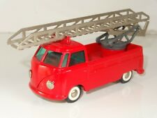 (B) tekno VW VOLKSWAGEN SPLITSCREEN COMBI TYPE 1 FIRE FALCK