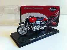 Classic Motorbikes (Atlas) - Norton Commando 750 (1/24)