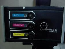 OMEGA CHROMEGA B DICHROIC PHOTO ENLARGER WITH STAND + 1:2.8 50mm LENS