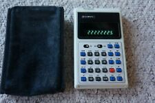 SANYO CZ-8106 CALCULATOR WORKING