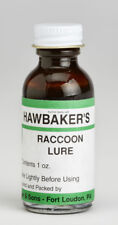 Hawbakers Duke Raccoon Trap Powerfull Scented Lure/Bait 1 Ounce Lb1