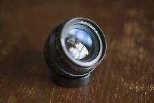 Jupiter 8 50 mm Lente f2-M39 L39 LTM Leica tornillo de montaje telémetro
