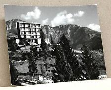 TONEZZA del CIMONE m.1000 - Hotel Palace [grande, b/n, viagg. 1964]