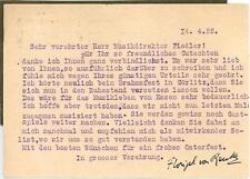 Florizel von Reuter (1890-1985) American violinist & composer medium occultism