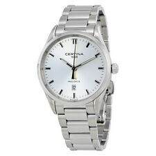 Certina DS - 2 Silver Dial Mens Watch C024.410.11.031.20
