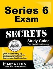 Series 6 Exam Secrets Study Guide: Series 6 Test Review for the Investment Compa