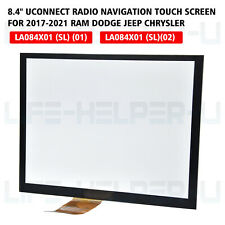 """Touch Screen 8.4"""" Uconnect Radio Navigation 17-21 For RAM DODGE JEEP CHRYSLER"""