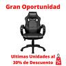 SILLA DE OFICINA SILLON DE DESPACHO ESTUDIO DIRECCION GIRATORIA RACING GAMING