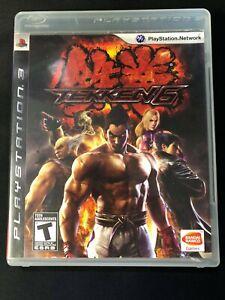 Tekken 6 (Sony PlayStation 3, 2009) Complete