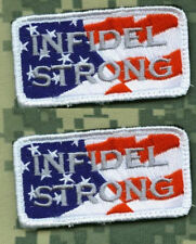 Talizombie Whacker Isaf Afg-Pak Infidel Strong 2patch