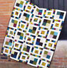 SALE - When I'm Sixty Four - fabulous pieced modern quilt PATTERN - Abbey Lane