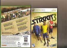 FIFA STREET 3 XBOX 360 / X BOX 360 FOOTBALL