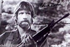 Chuck Norris ++Autogramm++ ++Missing in Action++3