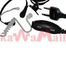 ICOM VOX Surveillance Throat mic Cobra Microtalk Radio