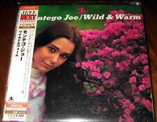 Montego Joe - Wild & Warm (1965) / JAPAN MINI LP CD (2008 Prestige) NEW